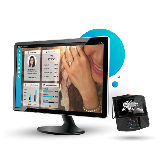 Jewellery Store Point-of-Sale Technology