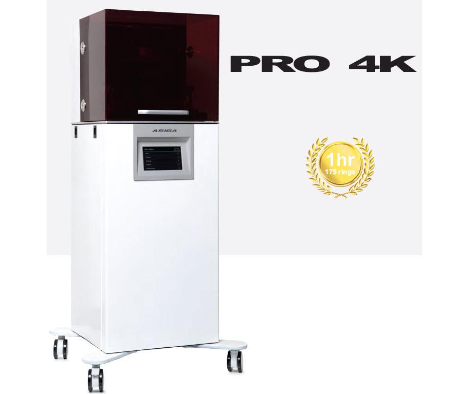 PRO 4K 3D Printer