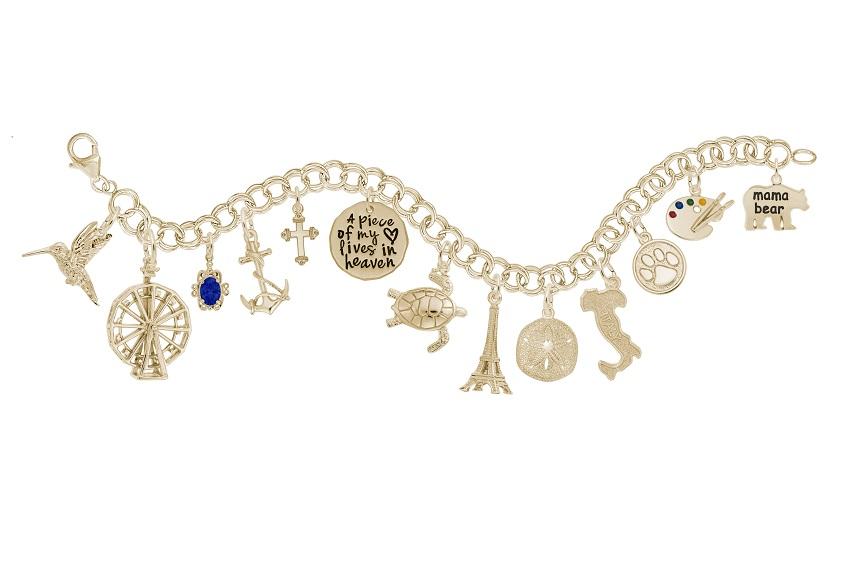 Charm Bracelets and Charms