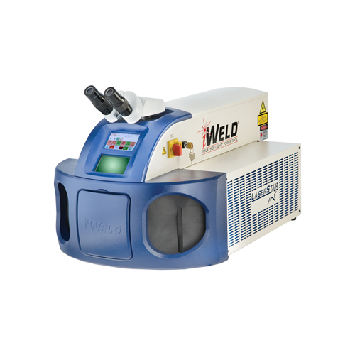 992 Series iWeld Jewelry Laser Welding System