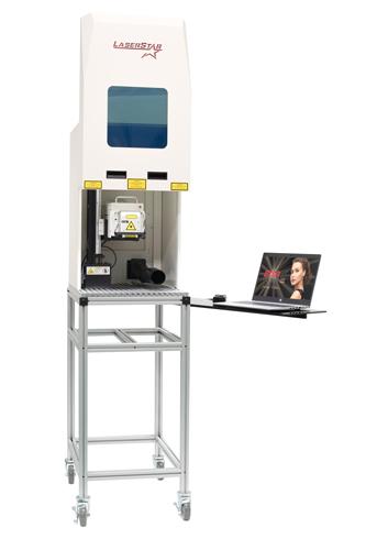 3800 - Jewelry Series FiberCube Laser Marking & Engraving Systems