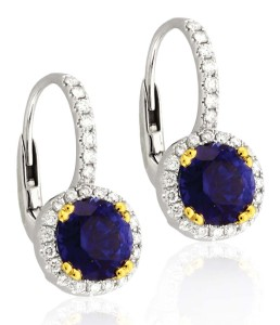 Remember to examine sapphires under direct light and diffused light. The former highlights unwanted greens or greys, while the latter provides a better sense of how dark a sapphire can look in day-to-day wear.
