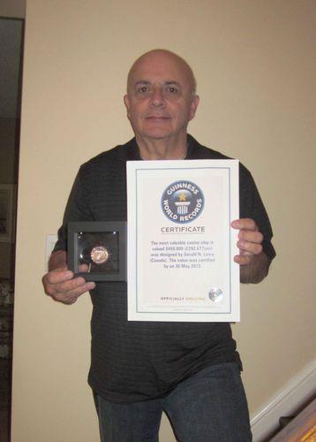 GWR-JB Certificate