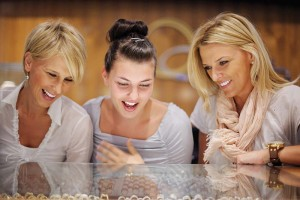 Focus your efforts on finding customers who will respond to the shopping experience your store offers.