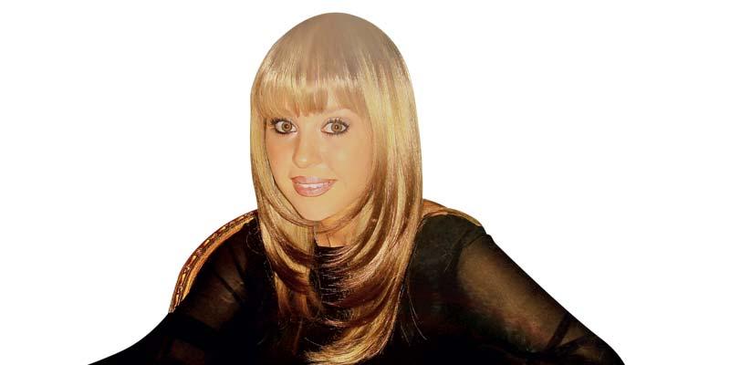 Designer Lucy Kilislian, owner of Candy Ice.
