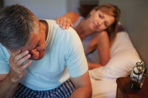 Insomnia is one of the signs an individual could be having difficulty recovering from psychological trauma.