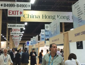 Appraisers need to conduct market research at international pavilions of jewellery shows, such as JCK Las Vegas.