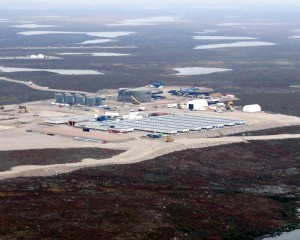 New mines coming online, such as Canada's Gahcho Kué Diamond Project, will help meet the demand for diamonds when tides turn.
