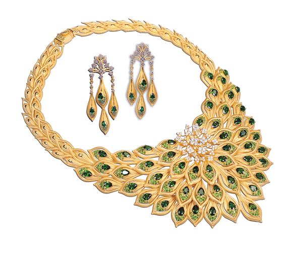 6 PRANDA JEWELRY necklace earrings cmyk