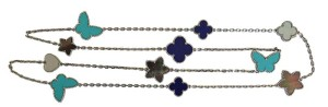 The cost approach is inappropriate for branded items, such as this 'Alhambra' necklace by Van Cleef & Arpels.