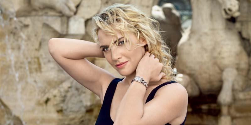 Kate Winslet, Longines brand ambassador.