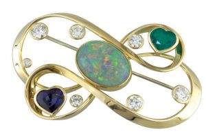 Double-Infinity-brooch-front