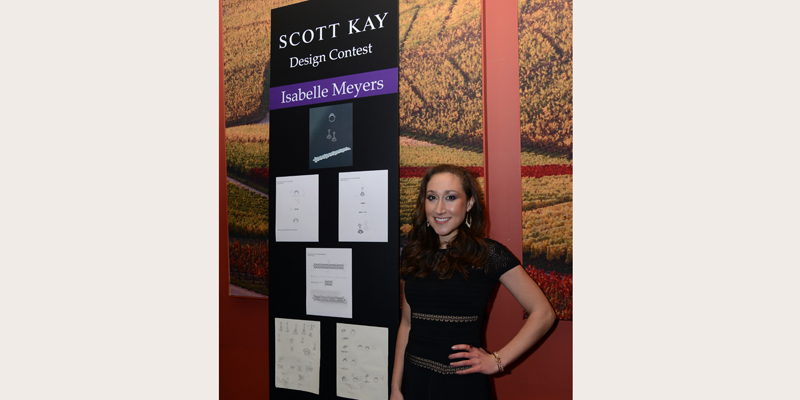 Scott Kay Announces Fashion Institute Of Technology