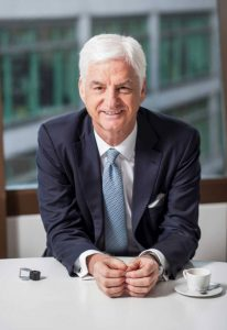 Stephen Lussier, CEO of Forevermark, is one of three honorees who will receive awards at this year's American Gem Society (AGS) Circle of Distinction dinner. Photo courtesy AGS