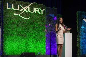 Sarin Bachmann is the new event vice-president for JCK Las Vegas and Luxury. Photo courtesy JCK Events
