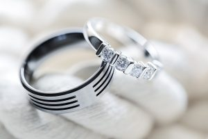 Retail sales of platinum jewellery were fairly robust in the first quarter of the year, says Platinum Guild International. Photo © www.bigstockphoto.com