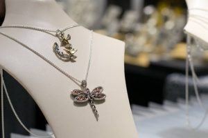 Vancouver's Keith Jack Jewelry was recognized with three awards at a recent trade show in New Jersey. Photo courtesy Keith Jack Jewelry