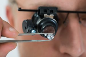 Princeton University and the Gemological Institute of America (GIA) have discovered colour centres in synthetic diamonds could be used to transit information. Photo © www.bigstockphoto.com