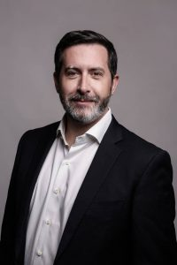 Jim Duffy is the new general manager for Tracr, a diamond-focused blockchain platform. Photo courtesy Tracr
