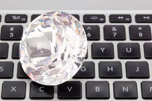 The International Diamond Exchange (IDEX) and cryptocurrency startup Carats.io have signed a memorandum of understanding (MOU) to co-operatively support the startup's 'Carat coin.' Photo © www.bigstockphoto.com