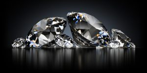 Lucara Diamond recovered 253 diamonds weighing more than 10.8 carats in the second quarter of 2018, 11 of which exceeded 100 carats. Photo © www.bigstockphoto.com
