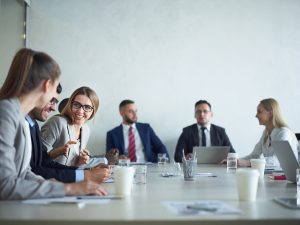 Holding regular management meetings keeps both family and nonfamily managers involved in decisions related to the business.