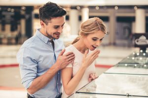 A new report from De Beers indicates diamonds are the gem most desired by millennials and generation Z. Photo © www.bigstockphoto.com