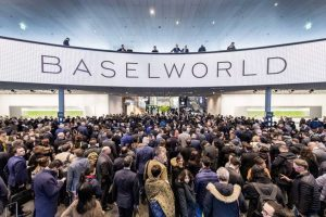 MCH Group, which organizes the annual Baselworld show, has named Hans-Kristian Hoejsgaard its interim CEO. Photo courtesy Baselworld