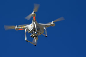 Drones will be used to support an exploration for sapphire and cobalt spinel on Baffin Island in Nunavut. Photo © www.bigstockphoto.com