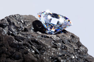 A new program being piloted by the Gemological Institute of America (GIA) and Alrosa combines grading reports with mobile technology to help trace diamonds. Photo © www.bigstockphoto.com