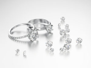 Numerous market factors are causing prices for smaller, lower-quality diamonds to decline. Photo © www.bigstockphoto.com