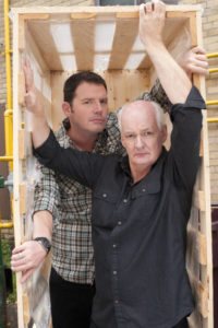 Colin Mochrie and Brad Sherwood of Whose Line Is It Anyway? will deliver a breakfast keynote at the American Gem Society (AGS) Conclave on April 9. Photo courtesy AGS