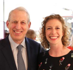 Lisa Bridge will take over from her father, Ed Bridge, as CEO of Ben Bridge Jewelers in 2019. Photo courtesy Ben Bridge Jeweler