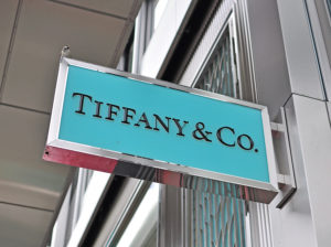 Tiffany & Co. experienced growth in net sales both in the third quarter of 2018 and year-to-date. Photo © www.bigstockphoto.com