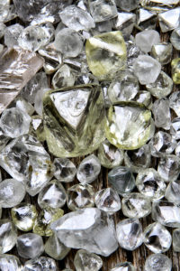 Stornoway Diamond is aiming to speed up the mining of two kimberlites at its Renard Mine in Québec. Photo © www.bigstockphoto.com