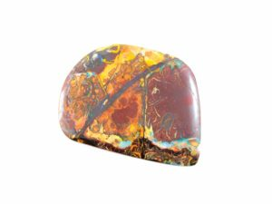 A matrix opal mined close to the Yowah area.