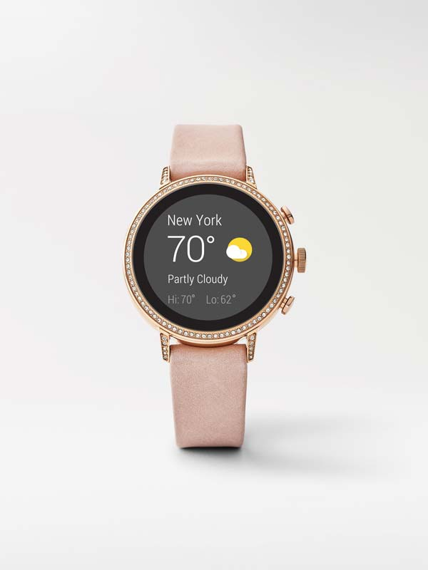 Fossil Group has sold intellectual property related to its smartwatch technology to Google for $40 million.