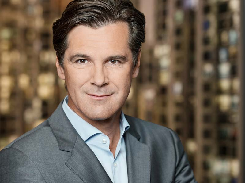 Bernd Stadlwieser has been named CEO of Baselworld organizer MCH Group.