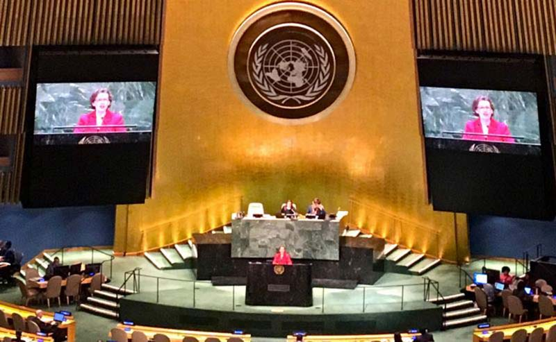 On March 1, the United Nations General Assembly (UNGA) adopted a resolution that calls for a strengthening of the Kimberley Process.