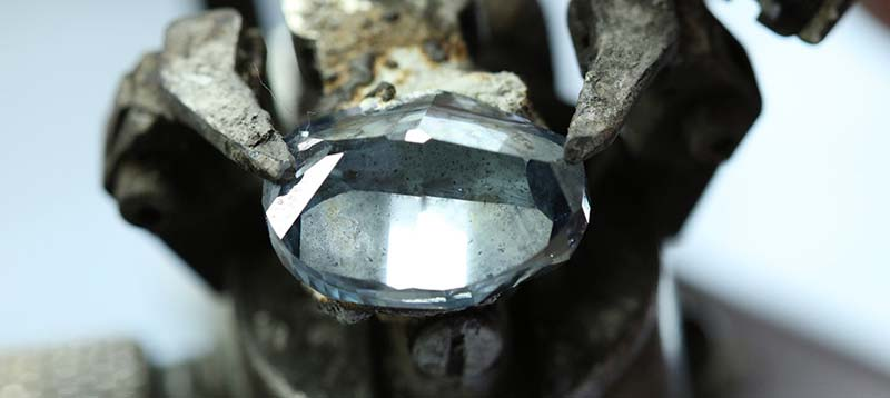 Okavango Diamond Company (ODC) has unveiled a 20.26-carat stone, which is being hailed as the largest blue diamond ever discovered in Botswana.
