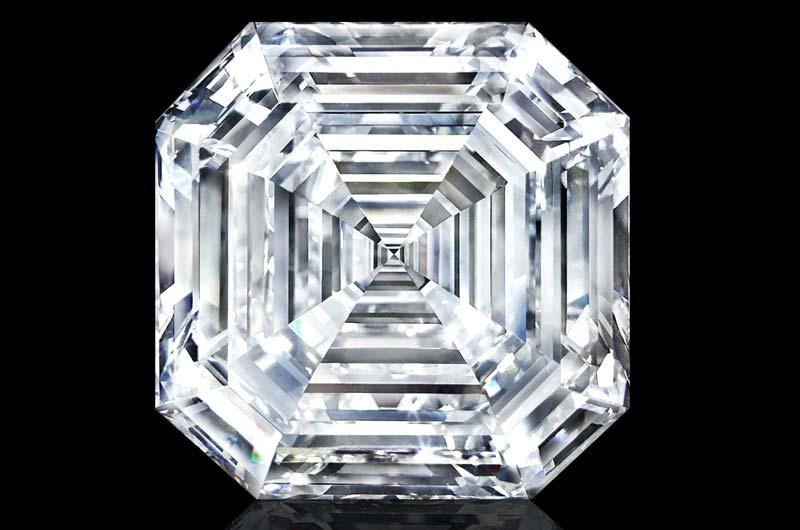 Graff Diamonds has revealed the Graff Lesedi La Rona, the largest square, emerald-cut diamond in the world.