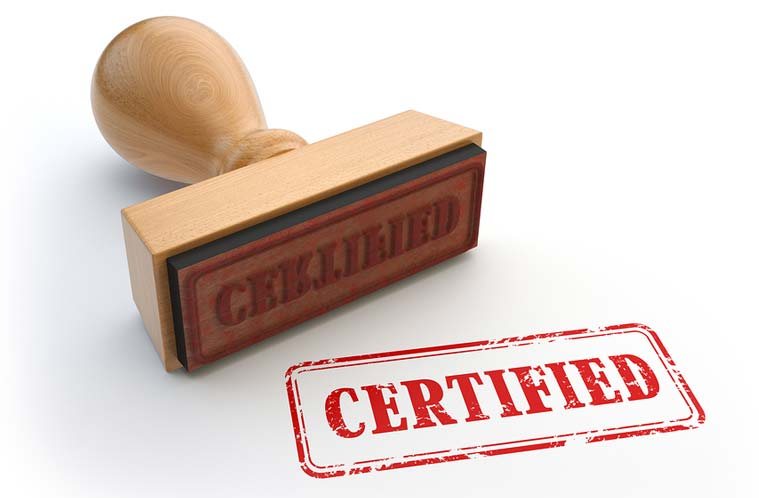 Stuller has achieved certification with the Responsible Jewellery Council (RJC).