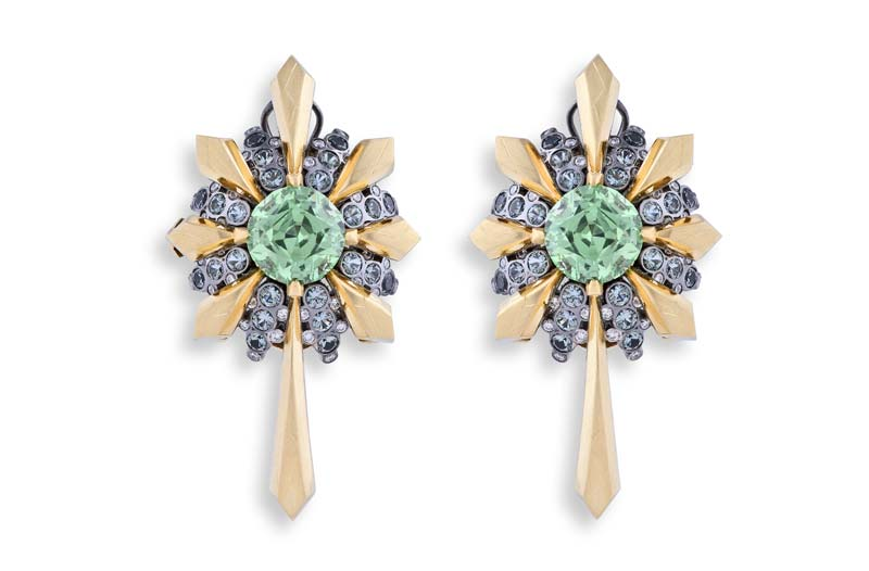 Best in Colored Gemstones (above $20,000)—Adam Foster