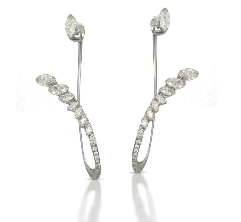 Best in Diamonds (below $20,000)—Baentelli