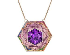 Best in Colored Gemstones (below $20,000)—Noor Fares