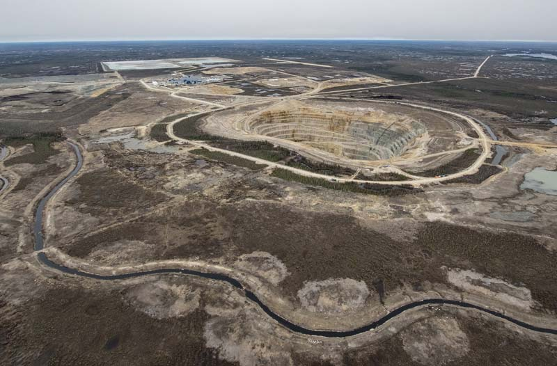 Production at De Beers' Victor Mine in northern Ontario has officially come to an end after almost 11 years of operations.
