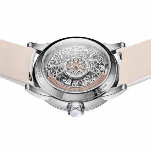 "Dahlia C1 wristwatch by Beauregard.<br /> <span style=""font-size: 10pt; font-family: arial, helvetica, sans-serif;""><i>Photo ©Beauregard</i></span>"