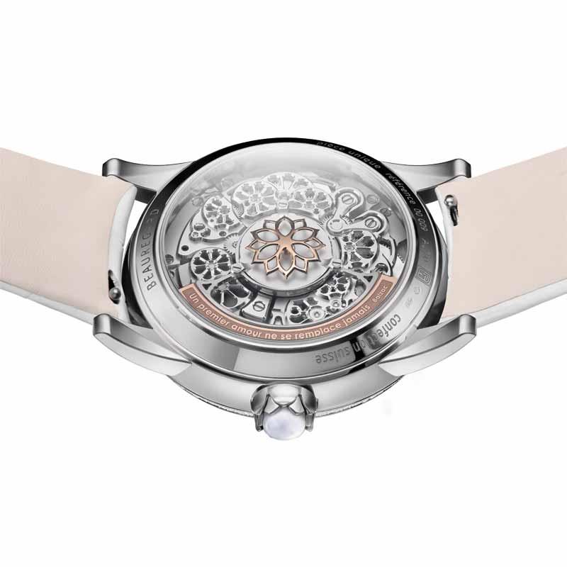 Dahlia C1 wristwatch by Beauregard.