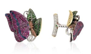Best Use of Colour—David White, Aucoin Hart Jewelers