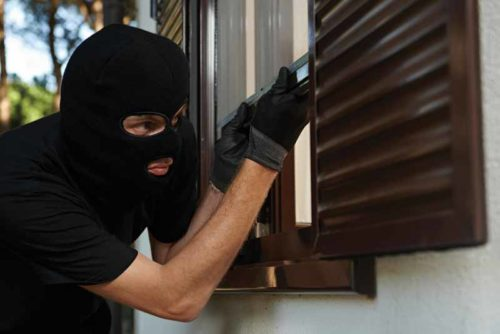 Because of its marketability, desirability, and portability, jewellery is a high-demand burglary item.